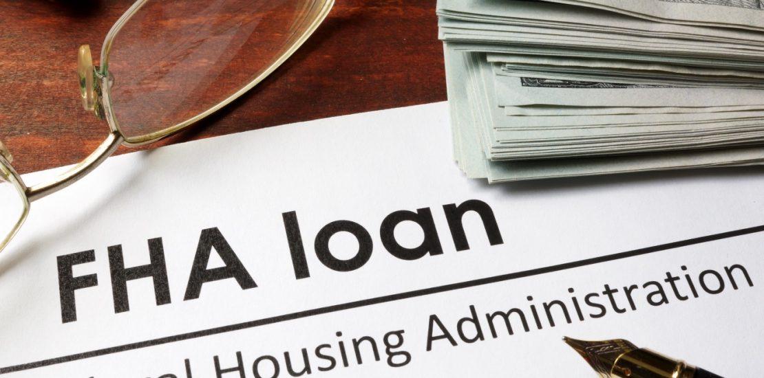 FHA loan image