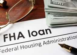 FHA loan image