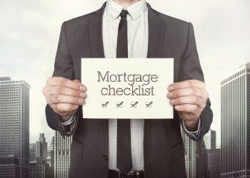 Mortgage checklist image