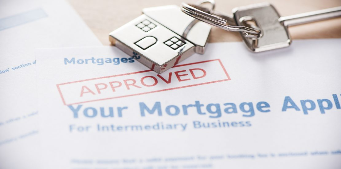 first home mortgage image