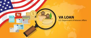 how do va loans work image