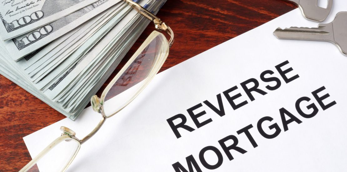 how do reverse mortgages work image