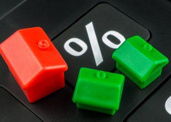 home mortgage image