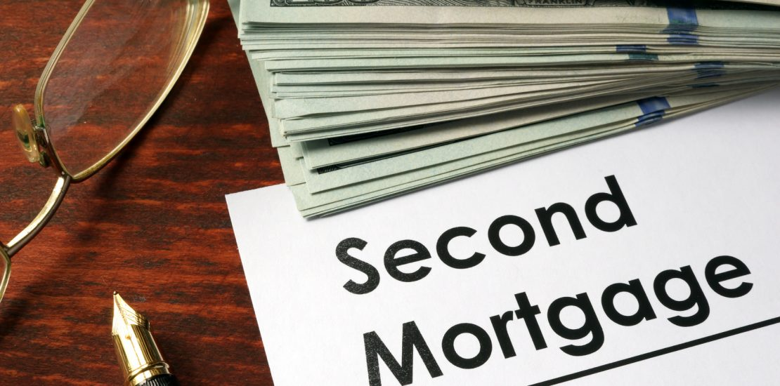 second home mortgage image