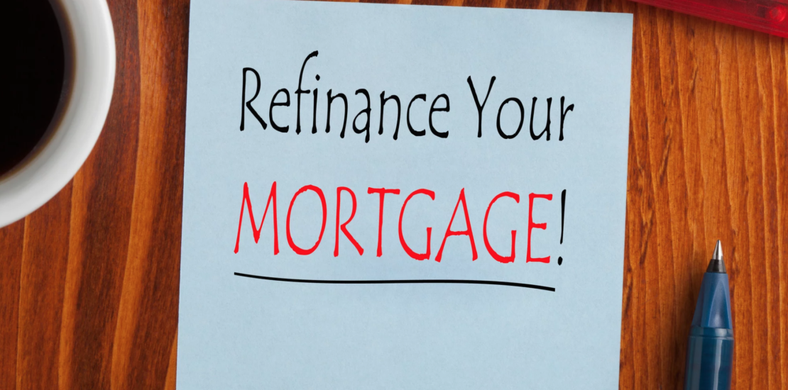 does refinancing hurt your credit image