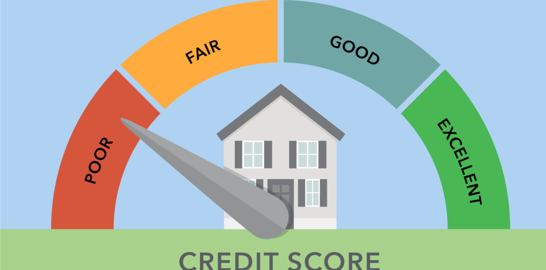 what is a good credit score to buy a house image