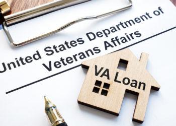 Va Loan. Us Department Of Veterans Affairs Papers.