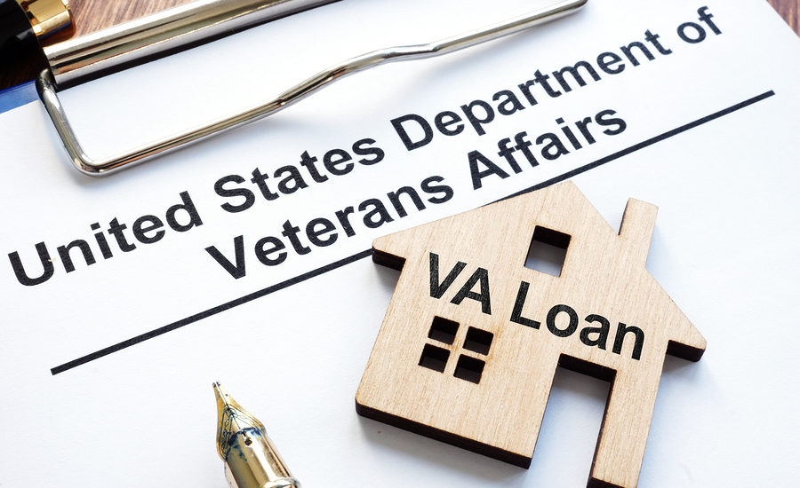 Va Loan. Us Department Of Veterans Affairs Papers.